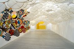 art-Corpus: Review of Jacob Hashimoto: The Other Sun at Ronchini Gallery