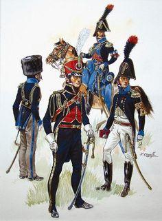 Aiutanti di campo francesi