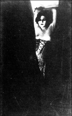 Anita Berber (1899-1928) Infamous, groundbreaking, and decadent Weimar Era Cabaret star, dancer, and actress.