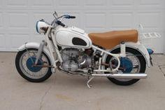 1956 BMW R69