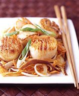 Japanese Steakhouse Scallops | Weight Watchers | 10 Points Plus