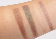 NARS Fall 2015 collection swatches and review