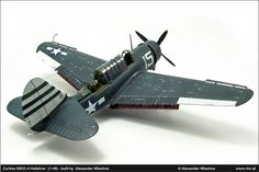 Curtiss SB2C-4 Helldiver - The Luftwaffe in Scale