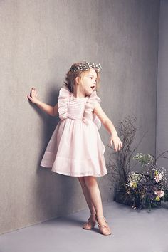 mae dress in Orchid Ice