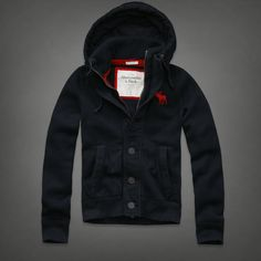 Mens Boreas Mountain Hoodie | Mens Hoodies | Abercrombie.com