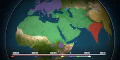 5,000 years of religious history in two minutes.