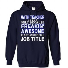 MATH TEACHER T-Shirts, Hoodies, Sweatshirts, Tee Shirts (39.99$ ==► Shopping Now!)