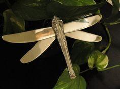 repurposed silverware - Google Search