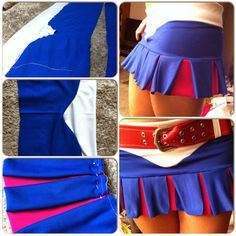 How to make lollipop chainsaw costume for cosplay.