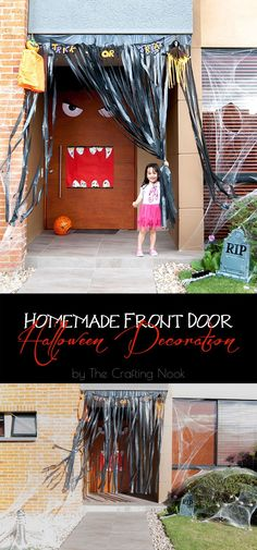 Homemade Front Door