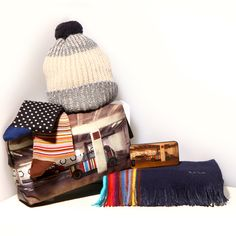 Paul Smith- For all your Gift Ideas for the Men in your lives. Paul Smith, Winter Hats, Gift Ideas, Gifts, Men, Fashion, Presents, Moda, Fashion Styles