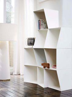 Design by nico at Tent London Design festival #books #interiors #minimal #white