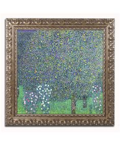 Look what I found on #zulily! Klimt Roses Under the Trees  Wall Art #zulilyfinds