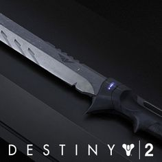 Destiny 2: Quick Fang Sword, Adrian Majkrzak on ArtStation at www.artstation.co...