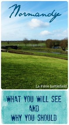 Normandy: Four Iconic Battlefields