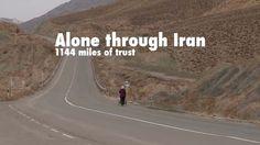 Alone through Iran - 1144 miles of trust TRAILER