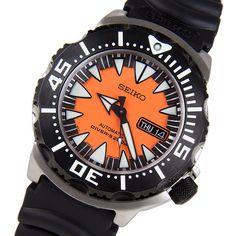 Chronograph-Divers.com - Seiko SRP315K1 Automatic Monster Dive Watch, $166.00 (http://www.chronograph-divers.com/seiko-automatic-monster-srp315k1/)