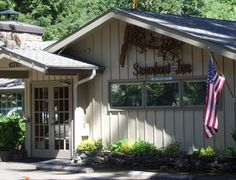 Steamboat Inn on the North Umpqua, Oregon