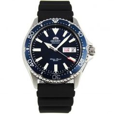 Orient Mako III Automatic Mens Watch for sale online Orient Mako, Cartier, Sporty Watch, Orient Watch, Men Street, Rolex Datejust, Luxury Watches For Men, Automatic Watch, Cool Watches