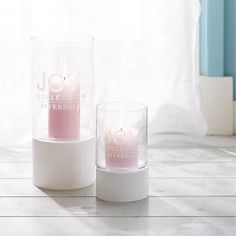 riverdale.nl Candle Accessories, Viera, Candlesticks, Sweet Home, Rose, Lanterns, Concrete, Pink, Decorations