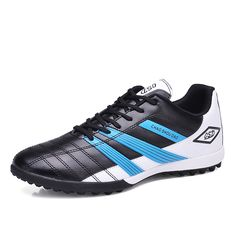cheap for discount 1a09d c442e Soccer Shoes Cheap Men Ladies Football Trainers Blue Green Black Turf  Football Shoes For Men s Hot