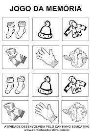 Resultado de imagem para como trabalhar o inverno para ed.infantil