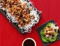Almost-Famous Chicken Lettuce Wraps