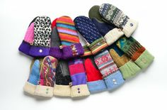"Martha Stewart says, ""These mittens are the best, warmest mittens I have ever owned. Also, they are so original and cute.   I am definitely going to try a pair from Peapack Mitten Company."