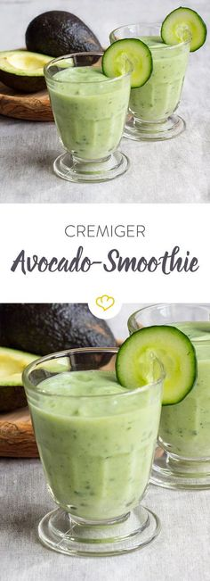Das Rezept für Avocado Smoothie und viele weitere Smoothie-Rezepte gibt's im Springlane Magazin.