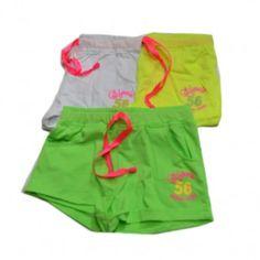 fc4370022bb Παιδικό σορτσάκι μακό για κορίτσια σε διάφορα χρώματα Μεγέθη 4-14 ε.
