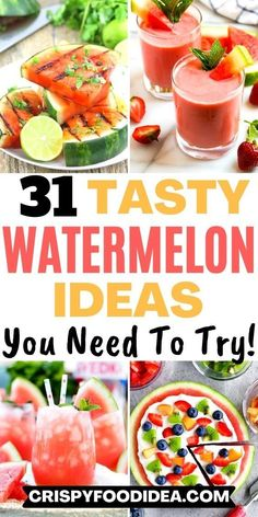 Healthy Dessert Recipes, Fruit Recipes, Summer Recipes, Appetizer Recipes, Holiday Recipes, Keto Recipes, Appetizers, Cooking Recipes, Watermelon Fruit Pizza
