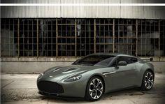 The ultra exclusive Aston Martin V12 Zagato