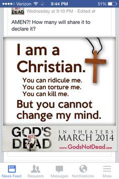 """God's Not Dead"" Movie"