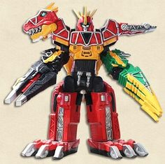 power rangers dino charge   Dino Charge Megazord