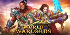 Play the free slot World of Warlords and enter a fantasy world where you can save humankind and win big prizes!