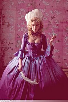 Marie-Antoinette style reproduction