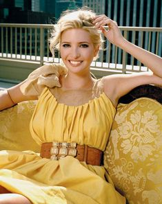 """Ivanka the Movie Star While everyone knows that Ivanka comes from an affluent family, she actually is a movie star! She played a leading role in a documentary focusing on the upbringing of children in rich households. The documentary was called """"Growing Up Rich."""" This documentary focused on how parents that spend time in the"""