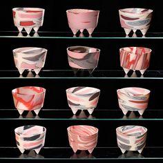 Summer Bowls by Nanna Bayer - Ceramics