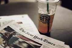 Starbucks/ The New York Tmes