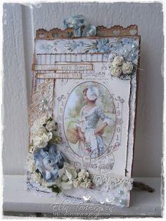 Live & Love Crafts' Inspiration and Challenge Blog: DT Member Elin