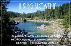 Triglavska jezera lakes, Slovenian Julian Alps