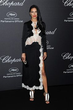 Adriana Lima at Cannes - Fashion hits and misses at the 2016 Cannes Film Festival