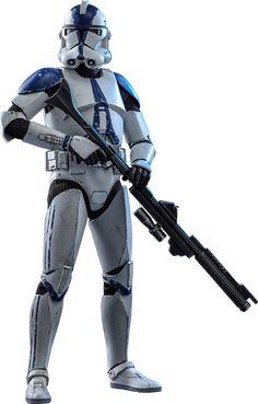 Star Wars Clone Wars, Star Wars Art, Clone Trooper Helmet, 501st Legion, Ahsoka Tano, Armor Concept, Sideshow Collectibles, Toys, Starwars