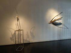 Exposición ESCULTURAS, Pájaro Gómez. En Galería Rubbers Internacional.