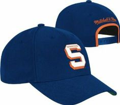 Syracuse Orange Mitchell   Ness Navy Vintage Low Pro Coaches Snapback Hat  by Mitchell   Ness.  25.98. Mid-crown fit. Snapback closure. dd1a8bf7616d