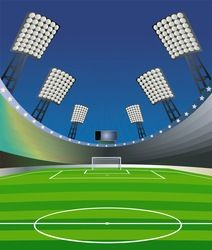 Stock Image Abstract In 2020 Soccer Backgrounds Vector Illustration Illustration