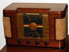 Radios, Vintage Television, Television Tv, Car Part Furniture, Old Time Radio, Antique Radio, Short Waves, Music Radio, Phonograph