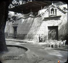 Fotos de Ciudad de México, Distrito Federal, México: Casa de Coyoacan  1908