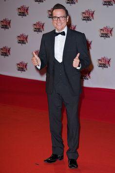 Pin for Later: Stars Françaises et Stars Internationales Se Mélangent Lors des NRJ Music Awards Jean-Marc Genereux