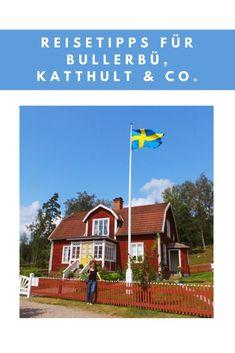 Eine Reise nach Bullerbü oder Katthult lohnt sich nicht nur für Astrid Lindgren Fans! In Schweden gibt es viel zu sehen! Sehenswürdigkeiten Schweden   Urlaub Schweden   Reisetipps Reisen In Europa, Happiness, Group, Board, Nature, Travel, Sweden Travel, Best Holiday Destinations, Astrid Lindgren